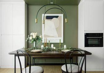 经济型一室一厅新古典风格餐厅效果图