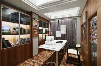10-15万130平米四室一厅轻奢风格书房装修案例