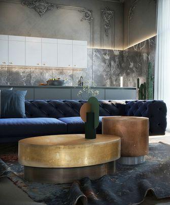 50平米小户型欧式风格客厅装修图片大全