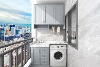100平米三室三厅现代简约风格阳台图