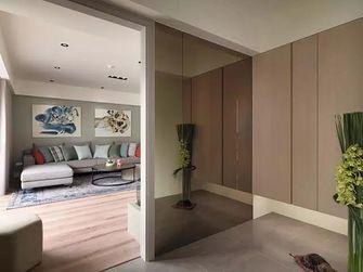 10-15万110平米三现代简约风格玄关装修图片大全