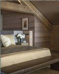 豪华型130平米别墅中式风格阁楼装修效果图