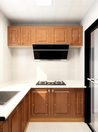 10-15万90平米中式风格厨房装修案例