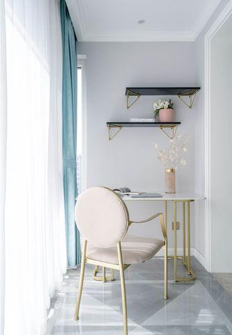 富裕型130平米一室一厅轻奢风格梳妆台设计图