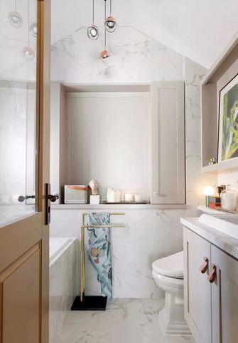 10-15万140平米四室一厅混搭风格卫生间装修效果图