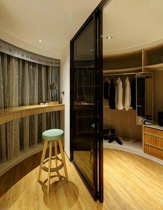 15-20万120平米四室两厅混搭风格衣帽间图