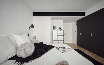 经济型90平米三室两厅北欧风格卧室欣赏图
