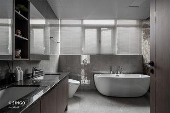 豪华型140平米别墅中式风格卫生间图