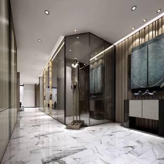 10-15万130平米复式轻奢风格走廊设计图