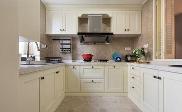 富裕型140平米四室两厅美式风格厨房图片大全