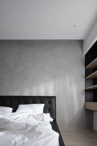 经济型120平米三室一厅日式风格卧室装修图片大全