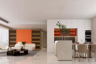 20万以上140平米三室两厅英伦风格餐厅装修图片大全