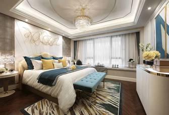 富裕型110平米三欧式风格卧室欣赏图