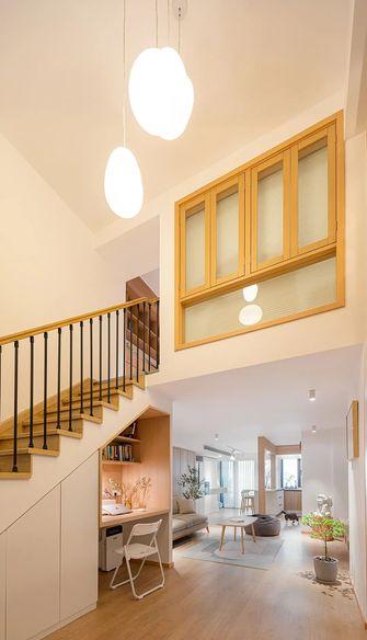 豪华型120平米复式日式风格楼梯间效果图