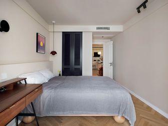 富裕型60平米一室两厅北欧风格卧室效果图