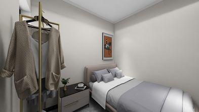 经济型50平米一室一厅现代简约风格卧室装修图片大全