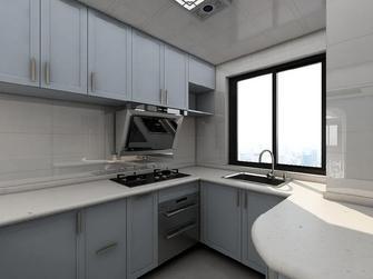 富裕型120平米三混搭风格厨房图