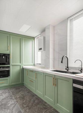 豪华型140平米四室两厅法式风格厨房装修图片大全