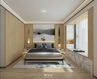 豪华型140平米四室两厅日式风格卧室效果图