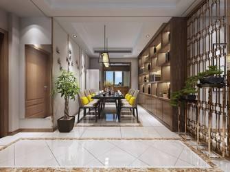 20万以上140平米四中式风格餐厅图片