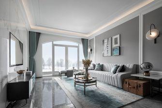 15-20万90平米三室两厅欧式风格客厅图片大全