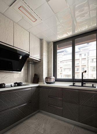10-15万70平米中式风格厨房装修效果图