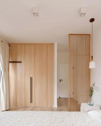 3-5万60平米日式风格卧室设计图