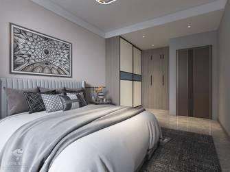 30平米以下超小户型轻奢风格卧室装修图片大全