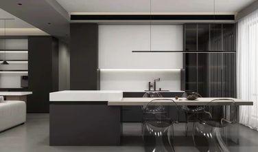 豪华型130平米三室一厅现代简约风格餐厅装修案例