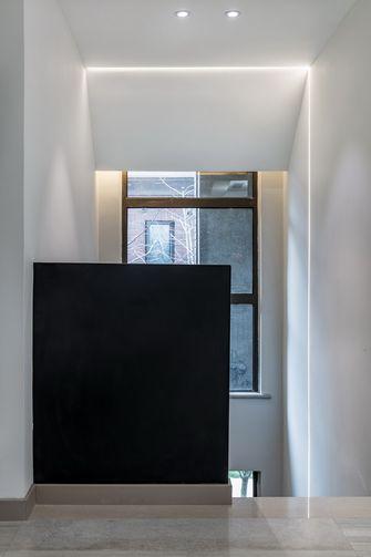 140平米复式轻奢风格楼梯间装修效果图