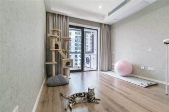 经济型80平米公寓北欧风格客厅装修图片大全