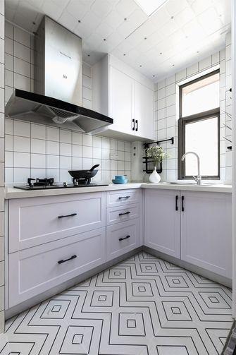 三室一厅法式风格厨房装修案例