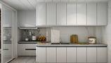 110平米三欧式风格厨房图片大全