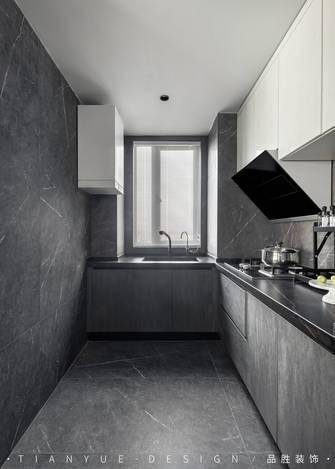 10-15万140平米四室两厅工业风风格厨房欣赏图