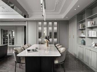 10-15万140平米别墅法式风格餐厅图片