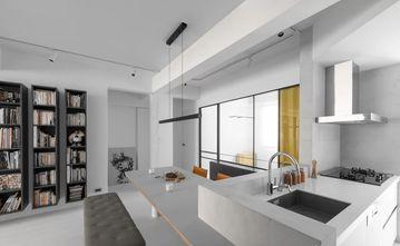 富裕型三室两厅北欧风格厨房图片大全