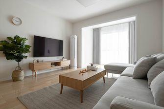 经济型70平米日式风格客厅效果图