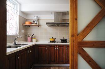 140平米别墅地中海风格厨房图