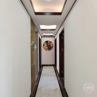 10-15万100平米三中式风格走廊图片