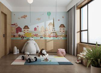 140平米复式日式风格青少年房装修案例