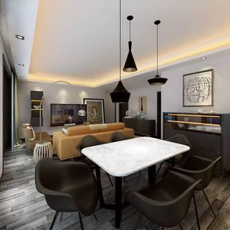 豪华型130平米混搭风格餐厅图片