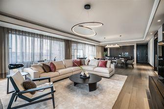 豪华型120平米三室一厅中式风格客厅欣赏图