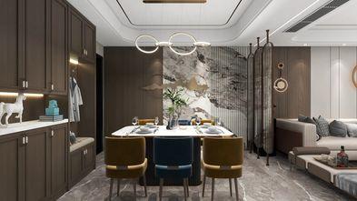 10-15万90平米中式风格玄关设计图