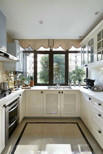 15-20万110平米三室两厅欧式风格厨房效果图