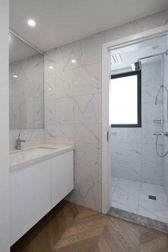 140平米三室一厅现代简约风格卫生间效果图