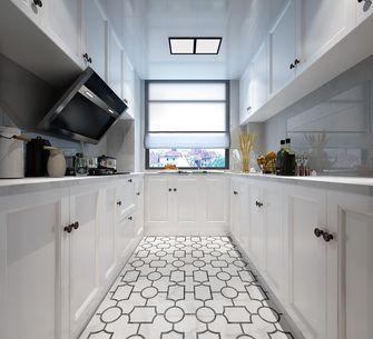 100平米三北欧风格厨房装修图片大全