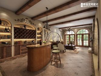 20万以上140平米别墅地中海风格储藏室效果图