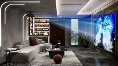 豪华型140平米别墅现代简约风格影音室效果图
