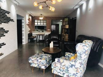 经济型120平米四室两厅工业风风格客厅装修案例
