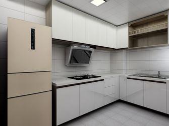 10-15万80平米现代简约风格厨房设计图